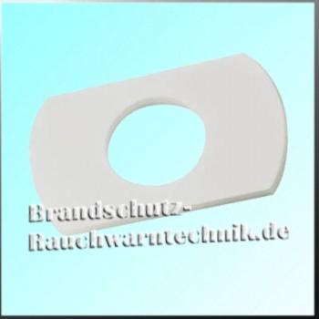 FlammEx FixPad Montage - Folie für Rauchmelder - Klebepad