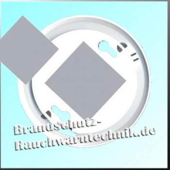 Kidde Q2 - Klebepad / Klebebefestigung für Rauchmelder - Schnellmontage