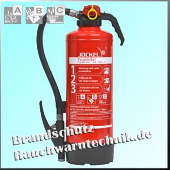 Jockel Feuerlöscher Pulverlöscher - P 6 JX 34