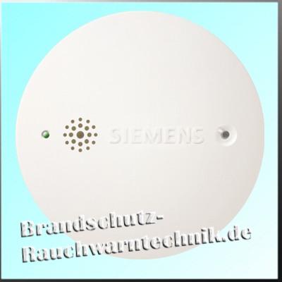 Rauchmelder Siemens Delta Reflex 5tc1 296 Gunstig Brandschutz